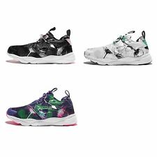 Reebok Furylite Graphic Womens Casual Shoes Sneakers Pick 1