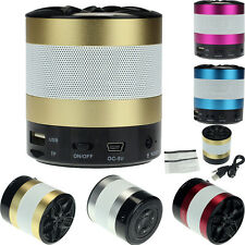 Super Bass Bluetooth Wireless Speaker with SD TF Card Slot For Mobile Phones