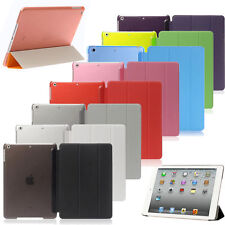 Magnetic Slim Smart Cover PU Leather Case Stand For Apple Mini / iPad Air Lot