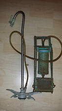Sutty Vintage Foot Pump, Made in England Spares or Repair