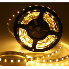 5-100M Cool Warm White SMD5630 300LEDs Flexible Non-waterproof Strip Light DC12V