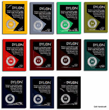 DYLON Multi-Purpose Fabric Dye 5gr PICK UP any q-ty from 11 colors FREE SHIPPING