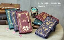 iPhone SE iPhone5 5c 5s Leather Wallet Cas Disney Mickey Mouse and Minnie  Japan