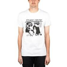 Sonic Youth Goo Tee White