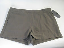 NWT Mossimo Women's Shorts Short Timber Brown Size 14 Size 16 Size 18