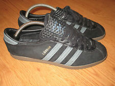 mens adidas london suede trainers sz 8