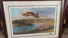 WWII signed limited edition - Bridge at Remagen by Robert Taylor