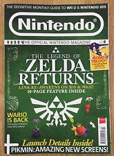 Official Nintendo Magazine issue 96 July 2013 - Zelda