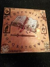 "Pendulum Tile Board - ""Book of Shadows"", Ouija, Spirit, Wicca, Witch, Crystal"