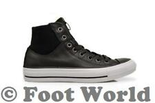 Unisex Converse Chuck Taylor MA-1 Zip Hi - 150809C - Black Thunder Trainers