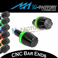 MF CNC Zero5 Bar End Slider Fit Yamaha YP 250 / 400 Majesty 08 09 10 11 12