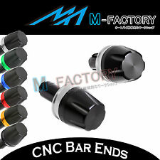 MF CNC Zero5 Bar End Slider Fit Yamaha YP 250 / 400 Majesty 05 06 07