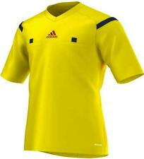 Adidas soccer jersey referee new Men's
