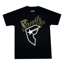 Famous Stars and Straps New Wildcat T-shirt Black