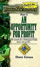 FORGOTTEN REALMS OPPORTUNITY FOR PROFIT  Part 5 Double Diamond Triangle New!