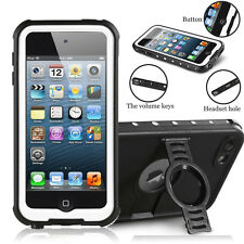 For Apple iPod Touch 5 6th Gen Waterproof Shock Dirt Snow Proof Hard Case Cover