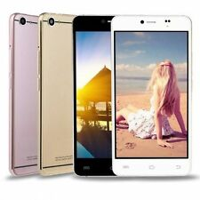 """5"""" Android 5.1 Quad Core 3G Smart Phone Unlocked Dual Sim Cellphone AT&T GPS"""