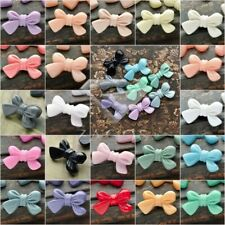 Cheap Resin Bow Tie Cabochons Flat Back Fit Cabochon Settings 23x14mm