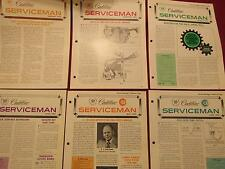 1974 Cadillac Serviceman Dealer Bulletin SET with Index---Original