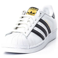 adidas Superstar Unisex Trainers White Black New Shoes