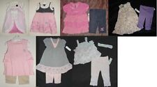 Calvin Klein Toddler Girls Various 2pc Outfits and a Dress Various Sizes NWT