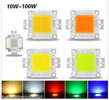 10/20/30/50/100W New Bright Integrated SMD LED Chip High Power Bulb Floodlight