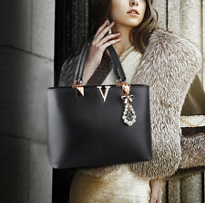 NEW womens genuine leather travel shopping tote hot sale shoulder hand bags