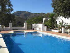 Wonderful Spanish farmhouse great pool views and 1 hour from Malaga sleeps 10/12
