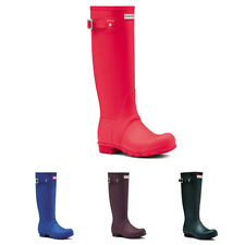 Womens Hunter Original Tall Wellington Waterproof Winter Snow Rain Boots US 5-11
