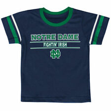 Colosseum Notre Dame Fighting Irish Infant Navy Tackle T-Shirt