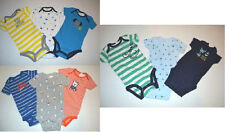 Just One You Carter Infant Boys 3 Pack Bodysuit 3 Choices Varies Sizes NWT