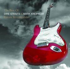 Dire Straits & Mark Knopfler - Private Investigations CD 2005 The Best Of