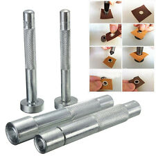 Eyelet Punch Die Tool Hole Cutter Set For Leather Craft Clothes Grommet Banner