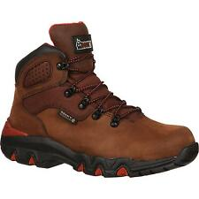 Brand New Rocky Boots RKYK062 Men's Brown Work Boots