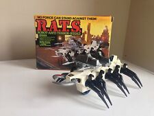 Vintage Boxed R.A.T.S Robot Anti Terror Squad Striker Zoids by Tomy