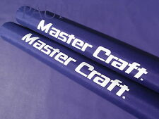 "MasterCraft LOGO PURPLE, 2 3/8"" Trailer guides"