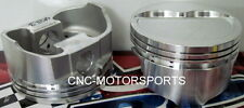 138103 SRP Forged Inv Dome Pistons SB Chevy 4.030 Bore 3.750 Stroke 6 Rod