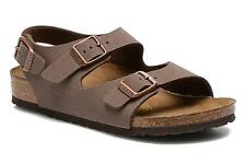 Kids's Birkenstock ROMA Sandals in Brown