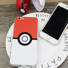 Pokemon Protection Case For Apple iPhone5/5S/5SE iPhone6/6S iPhone6Plus/6SPlus
