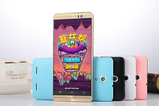 "5.0"" Unlocked Touch Screen Android Smart Cell Phone Mobile Dual Core 3G GPS 4GB"