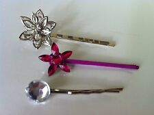 ELEGANT BOBBY PIN SETS: CHOOSE FROM 9 STYLES PERFECT FOR WEDDINGS- BRAND NEW
