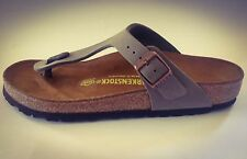 Birkenstock Gizeh Sandals - Stone - Made In Germany