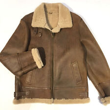Inpore - Brown Collared Shearling