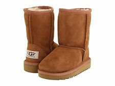 Children's Shoes UGG Toddler Classic Short Boots 5251T Chestnut *New*