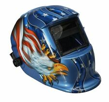 New Auto Darkening Solar Welding Helmet Mask (Tig, Arc, Mig, Cutting, Grinding)