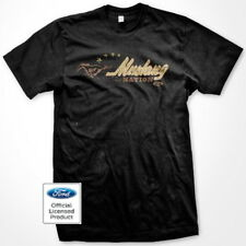 Licensed Ford Mens T Shirt Mustang Nation Shelby GT SVT Classic Car Logo