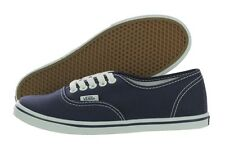 Vans Authentic Lo Pro VN-0GYQNWD Navy Canvas Casual Shoes Medium (B, M) Womens