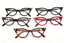 GF59 Retro 1950s 1960s Cat Eye Vintage Fashion Glasses Frame/Eyeglasses 5 colors