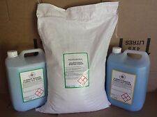 Bundle Offer 10kg Non Bio Washing Powder 225 wash and 2 x 5lt fabric conditioner
