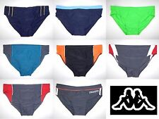 Kappa Men Swim Briefs Costume Slip Trunks Swimming Bathing Suit Sexy Swimwear L